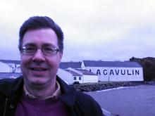 At Lagavulin